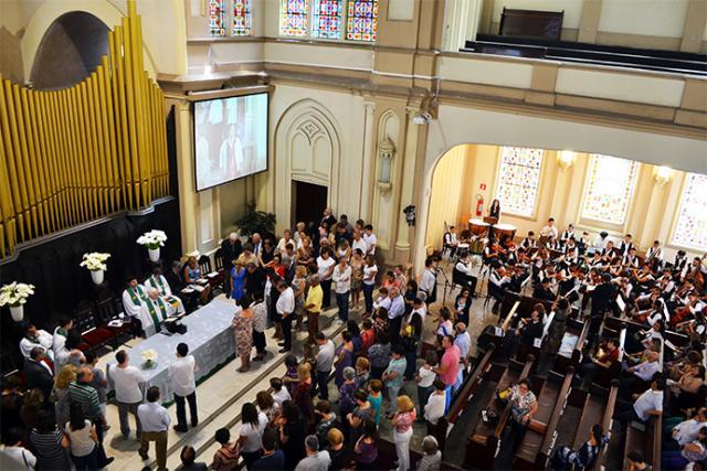 AEB celebra seus 86 anos durante culto na Catedral Evangélica de São Paulo